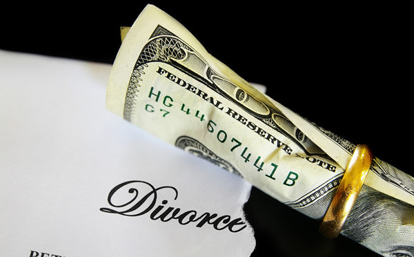 Changes in alimony tax law